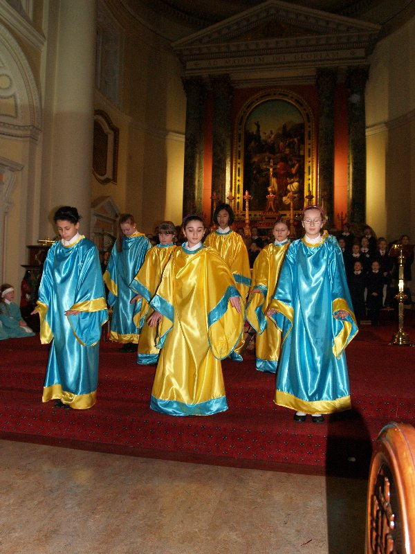 performing-in-st-francis-xavier-church
