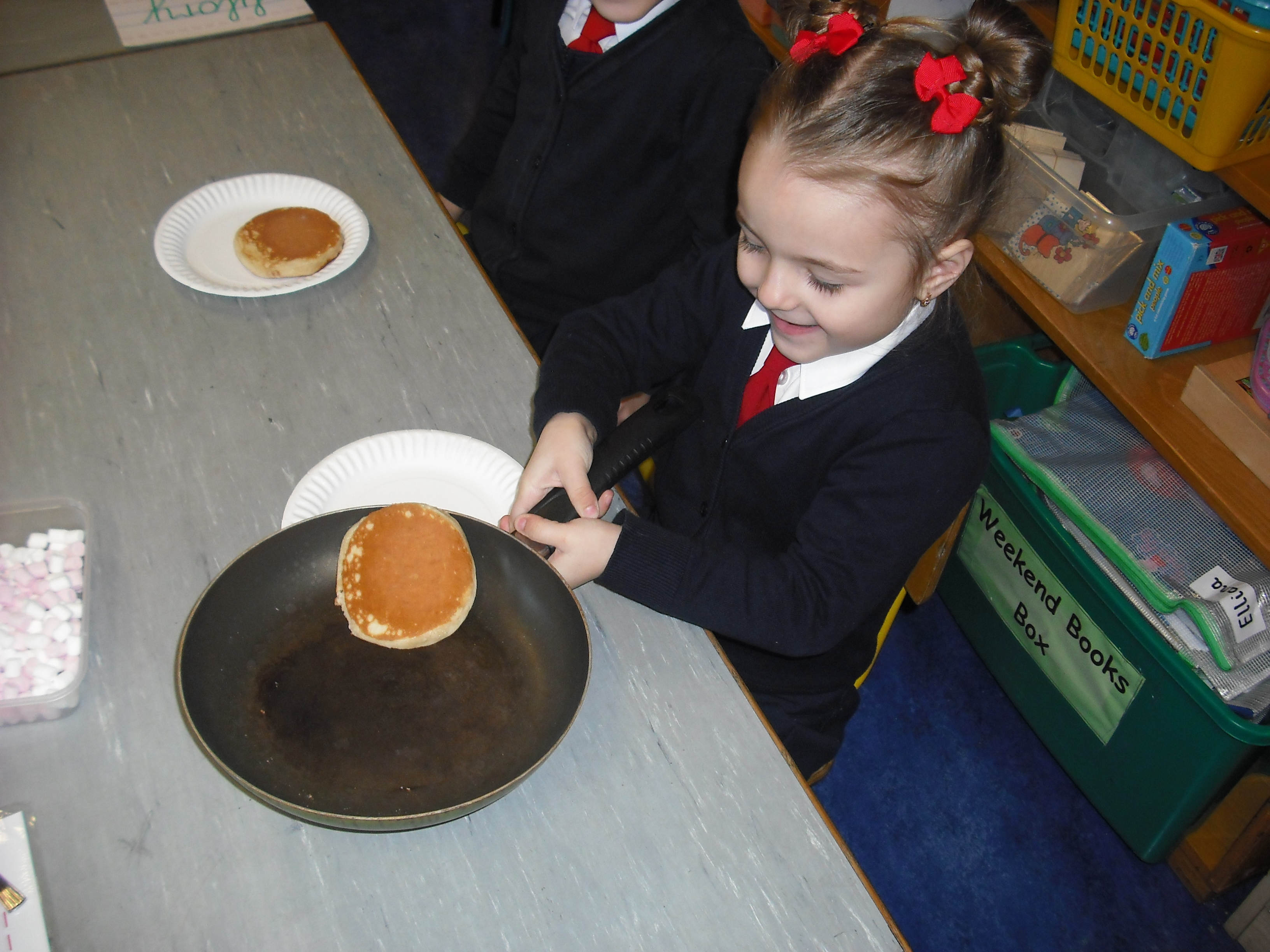Pancake Tuesday 2019 001