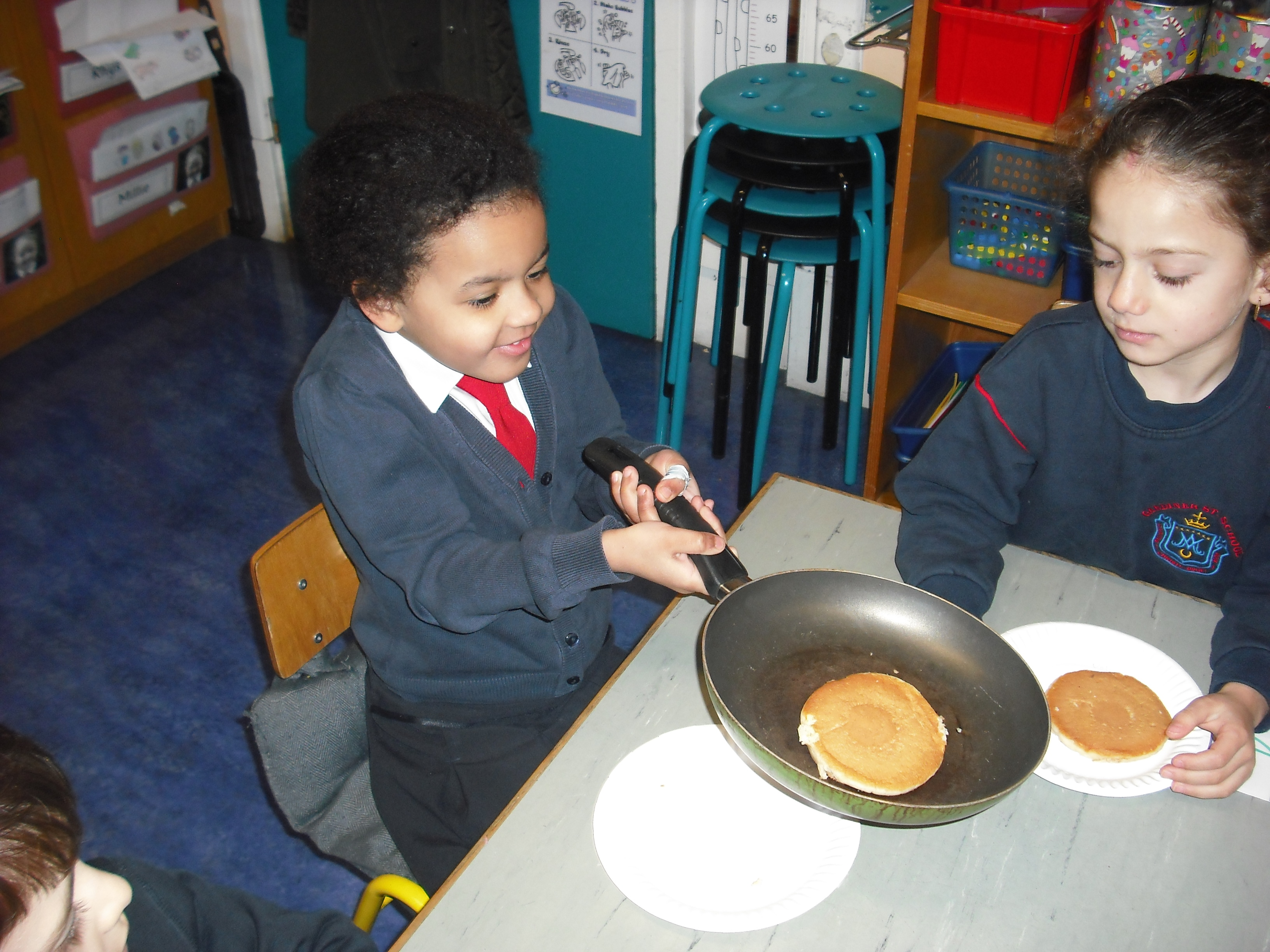 Pancake Tuesday 2019 009