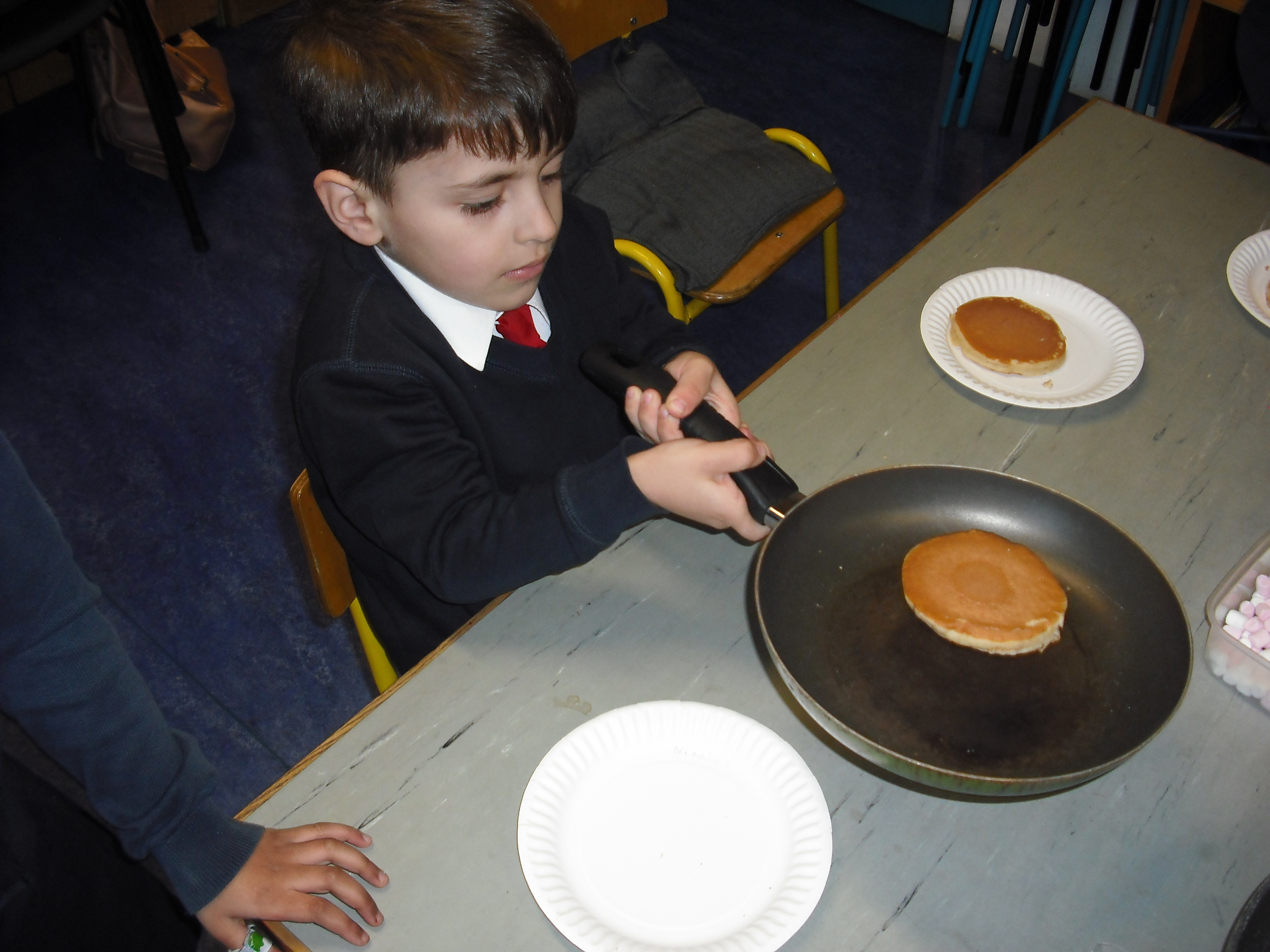 Pancake Tuesday 2019 012