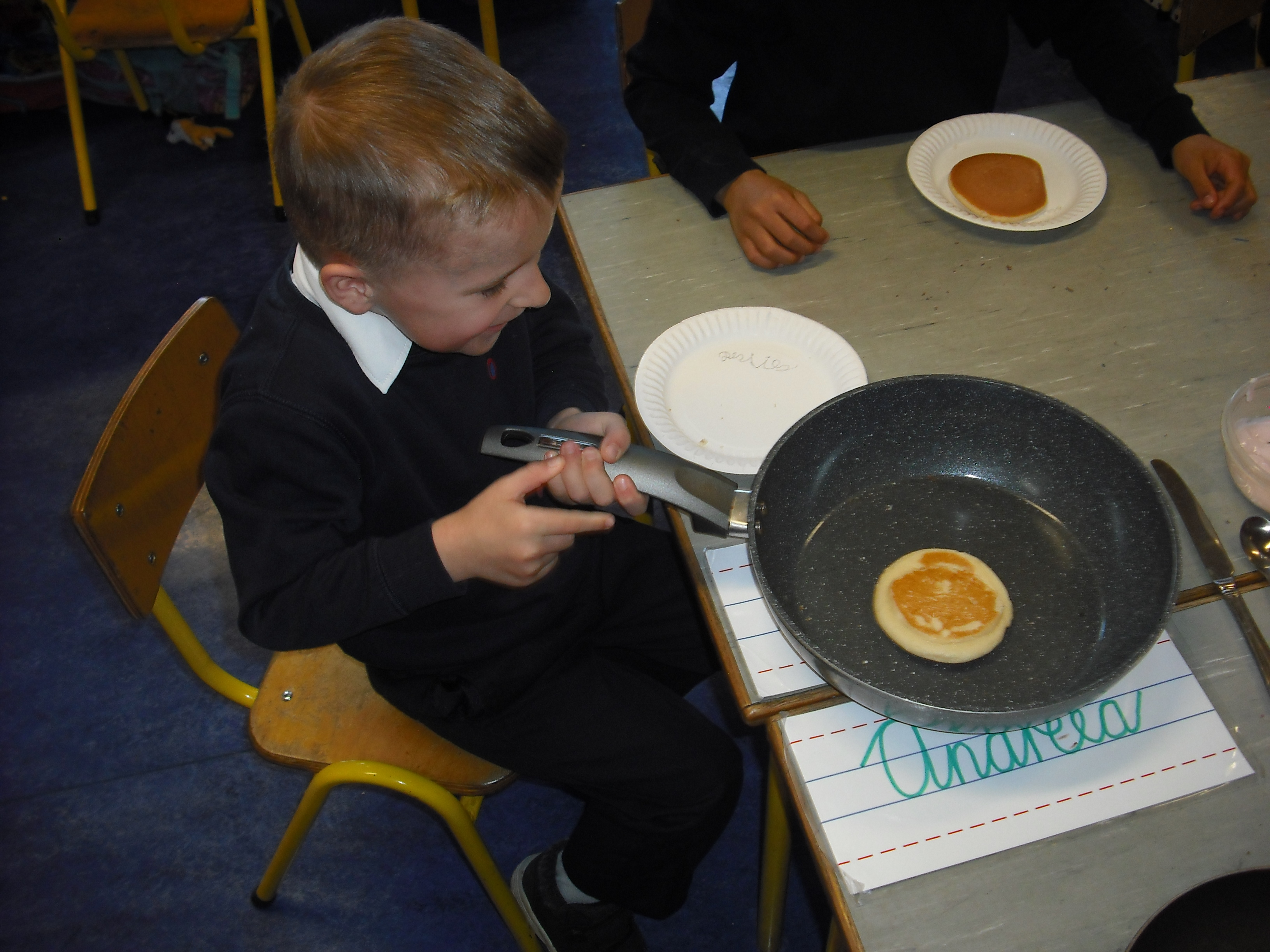 Pancake Tuesday 2019 040