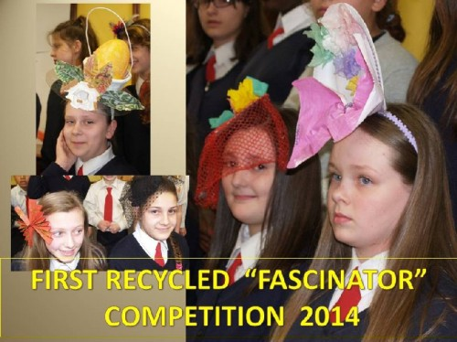 Fascinator Competition a