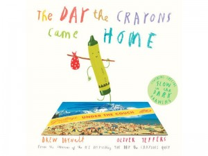 crayons-came-home