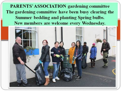 Gardening Committee a