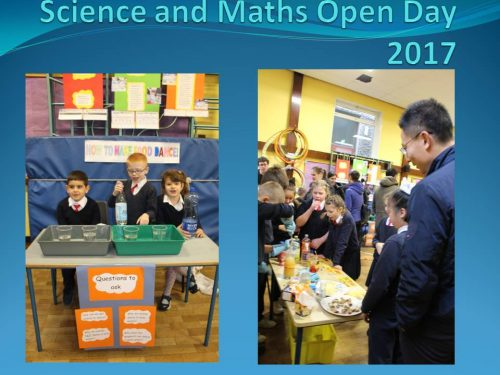 Science and Maths Open Day 2017 1 A