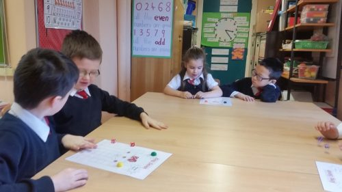 Dice Addition Games