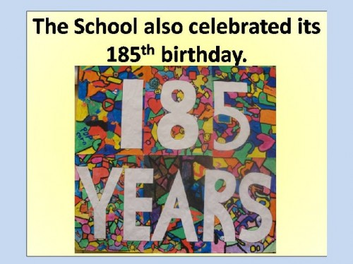 185 years a