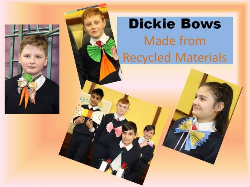 Dickie Bows a