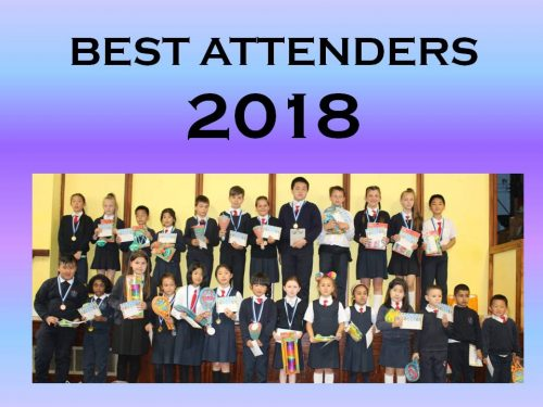 BEST ATTENDERS a