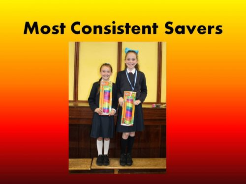Most Consistent Savers a